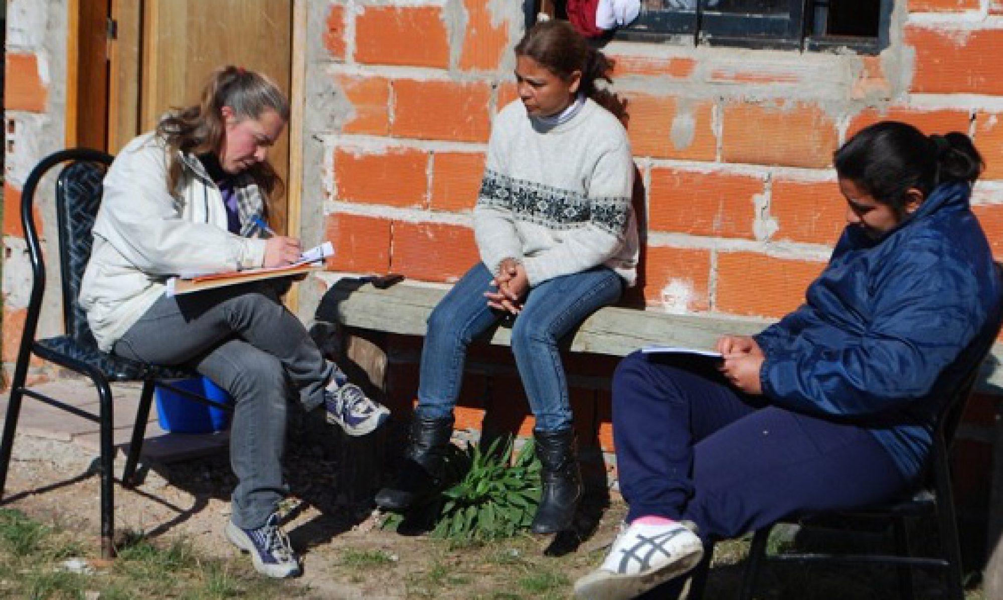Encuesta Socioeducativa 2016 - Trabajo Social . UNAJ